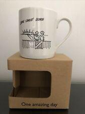 More details for millennium dome 2000 mug millennium experience official product patrick blower