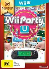 Nintendo Selects Wii Party U Game