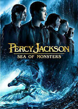 PERCY JACKSON-SEA OF MONSTERS/Logan Lerman/NEW DVD/BUY ANY 4 ITEMS SHIP FREE
