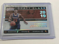 Cameron Johnson 2019/20  Panini Contenders Cracked Ice Rookie Card 11/25 Suns