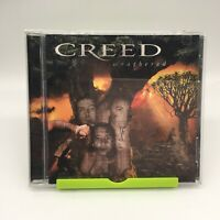 Creed : Weathered Rock 1 Disc CD Very Good