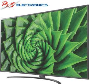 """LG 86UN8100PTB 86"""" 218cm SMART 4K UHD TV - THINQ™ AI"""