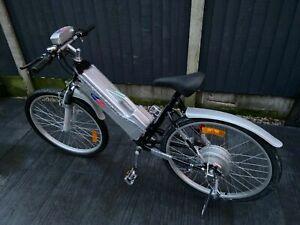 """EBIKE PowaByke Euro 200W 26"""" Wheel 6 Speed Electric ...New Unused from storage"""