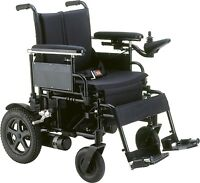 "Drive Medical Cirrus Plus EC Folding Electric Power Wheelchair 16""/18""/20"" NEW"
