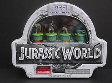 Pez Click & Play Jurassic World Gift Tin new in June 2018