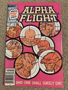 Marvel Comics Alpha Flight Issue# 12 25 26 27 51 56 64 (volume 1, 1983) Jim Lee