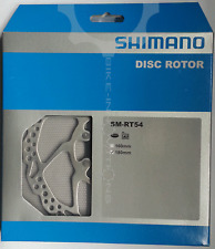 1 SHIMANO Bremsscheibe SM-RT54 180 mm Center Lock OVP BR-M575 -M495 -T675