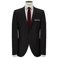 Selected Homme Micro Houndstooth Suit Jacket Charcoal  UK SIZE 40R BNWT RRP £160