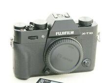 Fuji Fujifilm X-T10 16.3mp Mirrorless Digital Kamera, Body