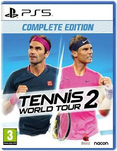 Tennis World Tour 2: Complete Edition (PS5)