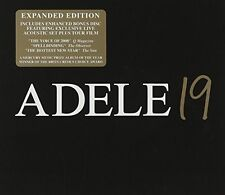 ADELE 19 Expanded Edition 2 CD NEW