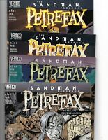SANDMAN PRESENTS: PETREFAX #1-4 COMPLETE VERTIGO MINI-SERIES