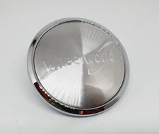 Wheelworld 69 mm 1 Stück Orginal Nabenkappen  Felgendeckel gebürstet chrom   Z 0