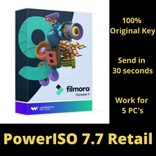 🔥 WonderShare Filmora 9 ✅ Lifetime License Key 🔑 Latest version 🔥