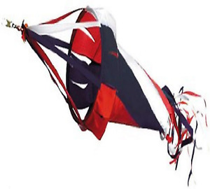 Premier Kites 22534 Wind Garden Spinsock, Tecmo, 48-Inch
