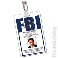 FBI - Fox Mulder - Novelty ID Inspired By X-Files
