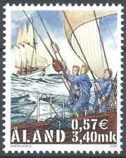 Aland Finland 2000 MNH - Sailing Ship - Vessel - Sail Shipping