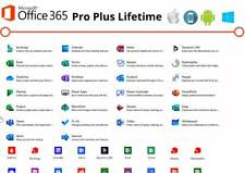 Office E365 Pro Plus 2020 Account Lifetime up to 5 devices + 5TB OneDrive Space