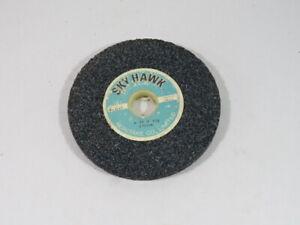 "SkyHawk A-24-Q-V75 6"" Bench Grinding Wheel Max RPM 4244 6""x1/2""x1"" ! NOP !"