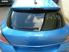 VAUXHALL ASTRA H VXR VXRACING Tailgate Arden Blue Z291 3Dr & Spoiler + Breaking