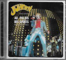 JOHNNY HALLYDAY ALBUM 1 CD *PALAIS DES SPORTS 1967*20 TITRES  NEUF SOUS BLISTER