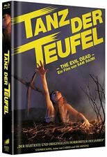 Mediabook Evil Dead TANZ DER TEUFEL - UNCUT Limited Edition COVER A BLU-RAY Box