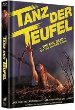 Mediabook Evil Dead TANZ DER DIABLE INTÉGRAL Edition Limitée COVER A BLU-RAY Box