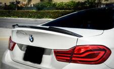 CS Style Spoiler BMW Carbon Fibre Spoiler to fit 2014 + F82 M4 Trunk Boot Lid