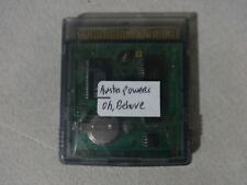 Austin Powers Oh, Behave (No Sticker) Nintendo Gameboy Color CartOnly Free Ship