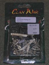 Aeg L5R clan war miniatures-oni podlings x6 (mib)