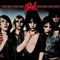 Girl - Sheer Greed [New CD] Bonus Tracks, Rmst, UK - Import