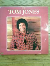 Tom Jones – The Tom Jones Album Decca – BTVL 206 2 × Vinyl, LP, Gatefold