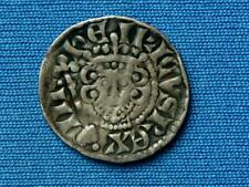 More details for henry iii longcross penny - class 5b2 - willem on canterbury