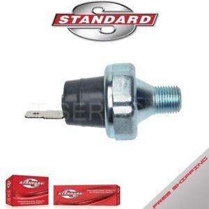 STANDARD Oil Pressure Switch for 1954 HUDSON JETLINER