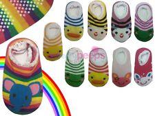 (10 Pack) Unisex Baby Toddler Anti-Slip/Skid Socks Grip Slippers 12-24 Months