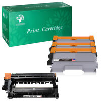 1 DR420 drum + 3 TN450 Toner Set For Brother DR-450 MFC-7860DW 7460DN DCP-7065DN