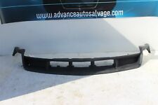 Front Bumper Assy. FORD MUSTANG 10 11 12 SPOILER ONLY GRAY GT