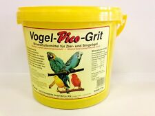Klaus Pico Vogelgrit 5 Kg-eimer Mineralfuttermittel für Zier und Singvögel