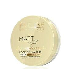 Eveline Matt My Day Banana Loose Powder with Anti-Shine Rice Dust