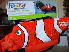 (BRAND NEW) Outward Hound PupSaver Fish Life Jacket