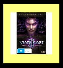 Starcraft 2 II: Heart Of The Swarm (Expansion Pack) PC 100% Brand New