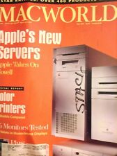 Macworld Magazine  Apple's New Servers May 1993 121817nonrh