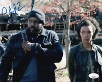 CHAD COLEMAN Signed WALKING DEAD 8x10 Photo IN PERSON Autograph JSA COA Cert