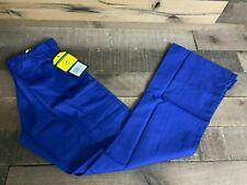 Wonderwink Wonder Wink Scrubs  Small Blue Pants w/ Drawstring New
