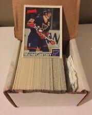 1995-96 Bowman Hockey 165 Card Set Nr/Mt-Mt