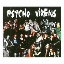 PSYCHO VIXENS CD - Female Psychobilly Rockabilly Punkabilly Punk Various Artists