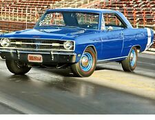 1969 DODGE DART GTS  ~  AWESOME CALENDAR PHOTO / PICTURE / AD