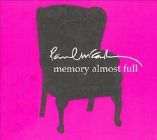 Paul McCartney - Memory Almost Full (Deluxe Edition) [Digipak] [CD & DVD] 2007