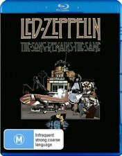 Led Zeppelin: The Song Remains the Same (Special Edition) Blu-ray Discs NEW