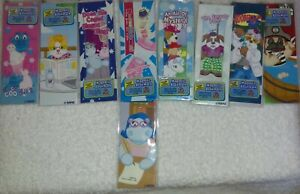 Webkinz Magnetic Bookmarks, Set of 5  Random Bookmarks New with codes